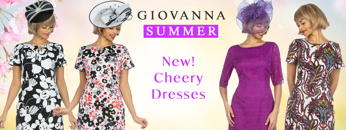 Giovanna Dresses